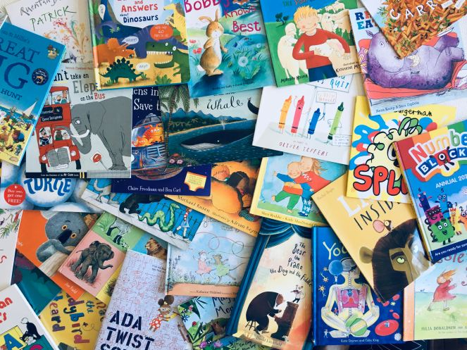 As local libraries reopen, children can begin to enjoy a wider range of books.
