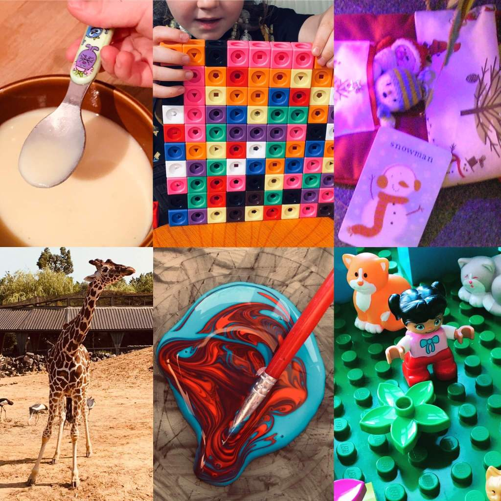 A series of six images each representing the best of Granny Smith's blog in 2020